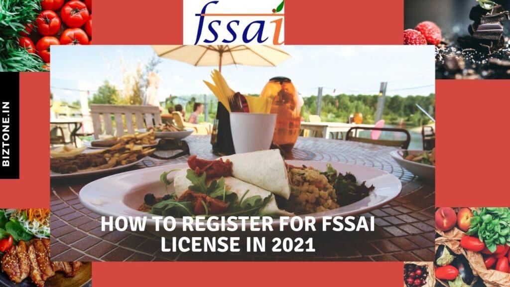 register fssai
